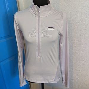 VS   Pink 3/4 Zip Athletic pullover